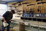 Griežtesnis ginklų prieinamumas – jau parlamentarų planuose