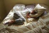 Bemiegė naktis jūsų sveikatai kainuoja daugiau, nei manėte: gresia baisi liga