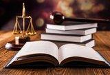 Vilniaus apygardos teismas turi naują vadovę