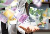 II pakopos pensijų fondai pirmąjį pusmetį augo nepaisydami neramumų Europos ir pasaulio finansų rinkose