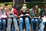 Dėmesio būsimiems studentams: pildykite prašymus – laukia kritinis metas