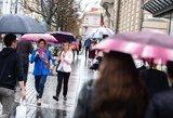 Gerų orų nebus: pajausime klasikinį lietuvišką rudenį
