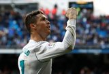 """Drama tęsiasi: C.Ronaldo pats prašosi į """"Juventus"""", tačiau iškilo viena bėda"""