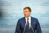 Naujuoju finansų ministro patarėju tapo buvęs Lietuvos ambasadorius Švedijoje Rinkūnas