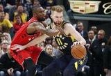 NBA paskelbė – Sabonis pretenduoja į prestižinį apdovanojimą