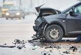 Praėjusią savaitę įvyko 56 eismo įvykiai: žuvo 3 žmonės