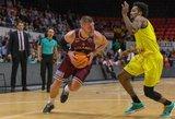 """""""Lietkabelis"""" FIBA Čempionų lygoje patyrė ketvirtąjį pralaimėjimą"""