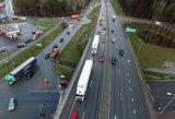 Apsišarvuokite kantrybe: Vilniuje dėl inauguracijos –eismo ribojimai ir pokyčiai