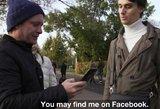 """Pamirškite privatumą: į """"Facebook"""" veržiasi veidų atpažinimo programa"""