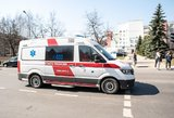 Košmaras Alytaus rajone: ligoninėje gydomas pro langą iškritęs mažametis