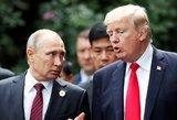 D. Trumpui – kaltinimai bendrininkavus su Rusija