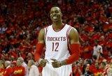 """Be Donato Motiejūno rungtyniaujantis Hjustono """"Rockets"""" iškovojo pergalę"""