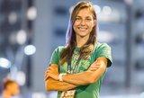 Bėgikė Eglė Balčiūnaitė skeptikų neklauso: nesu ir niekada nebuvau olimpinė turistė