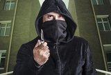 29-erių vyro žudiką Mažeikiuose pareigūnai sulaikė nusikaltimo dieną