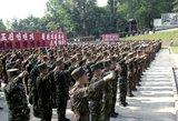 """Šiaurės Korėja grasina JAV """"negailestingu atsaku"""" dėl kino komedijos"""