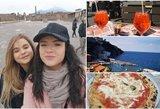 Lietuvės išbandė itališkas atostogas: pica už 4 eurus, o kokteilis – vos už du