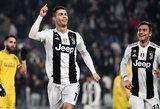 """""""Juventus"""" ir """"Bayern"""" mušė po tris – vargo tik vieni"""