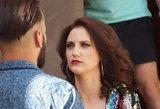 """Rudoko dramoje suvaidinusi aktorė prabilo apie sudaužytą širdį: """"Nori save sunaikinti"""""""