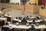Seime pristatytas valstybės biudžetas ir jį lydintys įstatymai