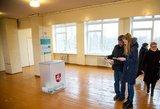 Lietuvių aktyvumas rinkimuose džiugina ne visur