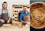 Tokio obuolių pyrago dar neragavote – apsilaižysite piršelius