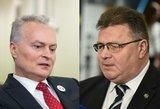 Su Nausėda susitikęs Linkevičius: Rusijos politikos kitaip nevertinsime
