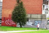Draudimai suveikė atvirkščiai: ant sienų – nauja grafičių banga