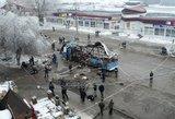 Volgograde bombas susprogdinę mirtininkai buvo apmokyti Šiaurės Kaukaze