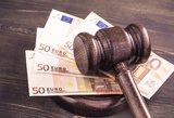 Iš pareigų atleistas G. Aleksonis pareikalavo 10 tūkst. eurų