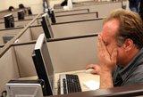 Darbdavius skundžia ir dėl pinigų, ir dėl streso