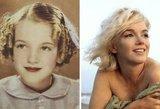 Anksčiau ir dabar: kaip žvaigždės atrodė vaikystėje?