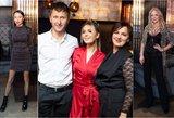 """""""Le Mirage"""" gimtadienį sostinejė Stambrauskaitė minėjo ir su šeima, ir su garsiomis draugėmis"""