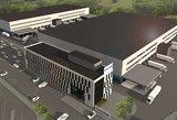 Kauno rajone iškils milijonus kainuosiantis logistikos centras
