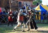 Minint Žalgirio mūšį Vilniuje bus galima susipažinti su viduramžių karių ginkluote