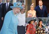 Karalienė pasibaisėtų: vestuvėse – vulgarios iškirptės ir stiliaus katastrofa