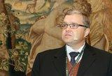 Vasiliauskas: tarptautinės rizikos stiprėja – turime joms rengtis ir Lietuvoje