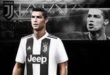 """C.Ronaldo kontrakto sąlygos kelia nerimą: """"Juventus"""" žaidžia su ugnimi"""