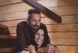 """Pirmagimio su žmona laukiantis Linas Adomaitis: """"O Dieve, kokie mes laimingi"""""""