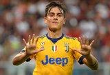 """Italijos """"Serie A"""" – įvarčių lietus"""