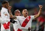 """Staigmeną pateikusi Peru – """"Copa America"""" finale"""