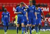 """""""Leicester"""" ekipai nepavyko užsitikrinti čempionų titulo"""