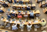 Braižo naują schemą: kas nutiktų atsisakius 20 Seimo narių