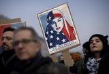 JAV verslo milžinai atsuko nugarą Donaldui Trumpui