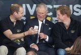 Atskleista visa tiesa apie princų Williamo ir Harry ryšius su tėvu: paneigė sklandžiusį mitą