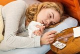 Gydytojai perspėja: sergančių du kartus daugiau nei prieš mėnesį