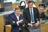 Seimo naujokai: erzina koalicijos nesutarimai ir politikų patyčios
