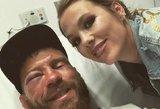 """UFC narve sutalžytas """"Kaubojus"""" šaiposi pats iš savęs"""