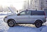 Specialisto patarimai, kaip apsaugoti savo automobilį nuo gedimų šaltuoju metų laiku