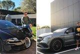 """Ronaldo """"žaisliukai"""" atima žadą: brangiausias žmonijos automobilis – tik dalis"""