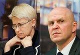 Advokatas G. Černiauskas apie N. Venckienę: ji turėtų išdrįsti stoti prieš teismą Lietuvoje